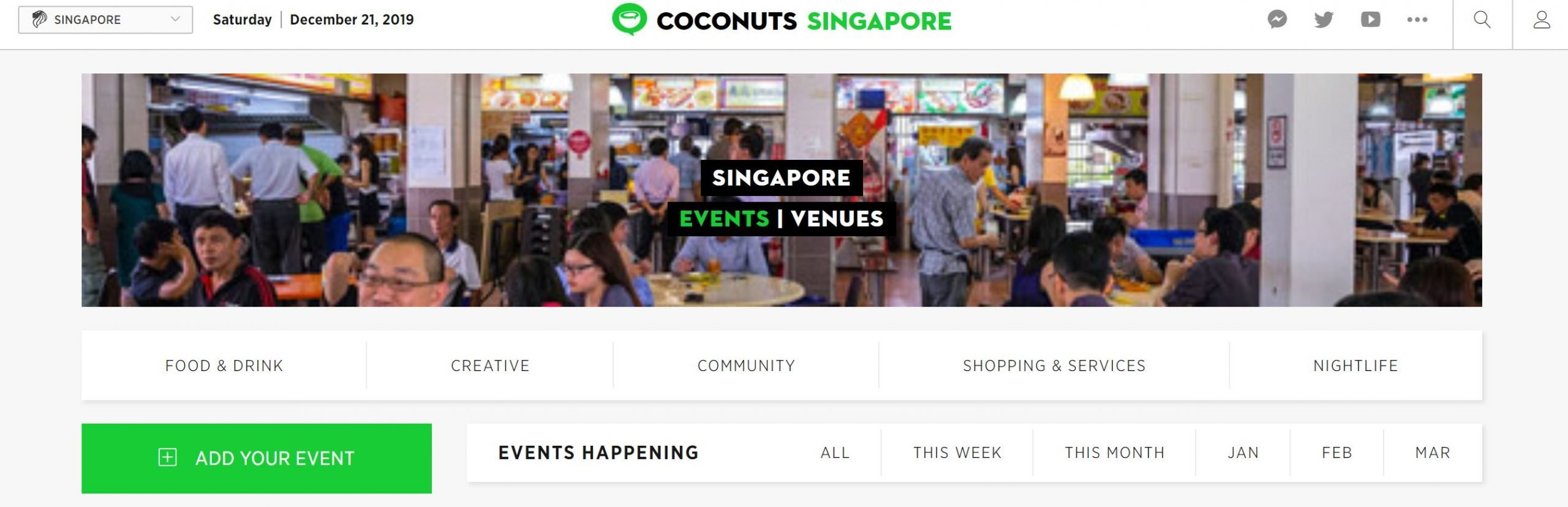 Coconuts Singapore