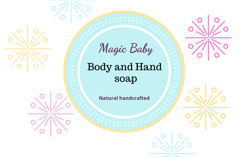 Magic Baby Body and Handsoap