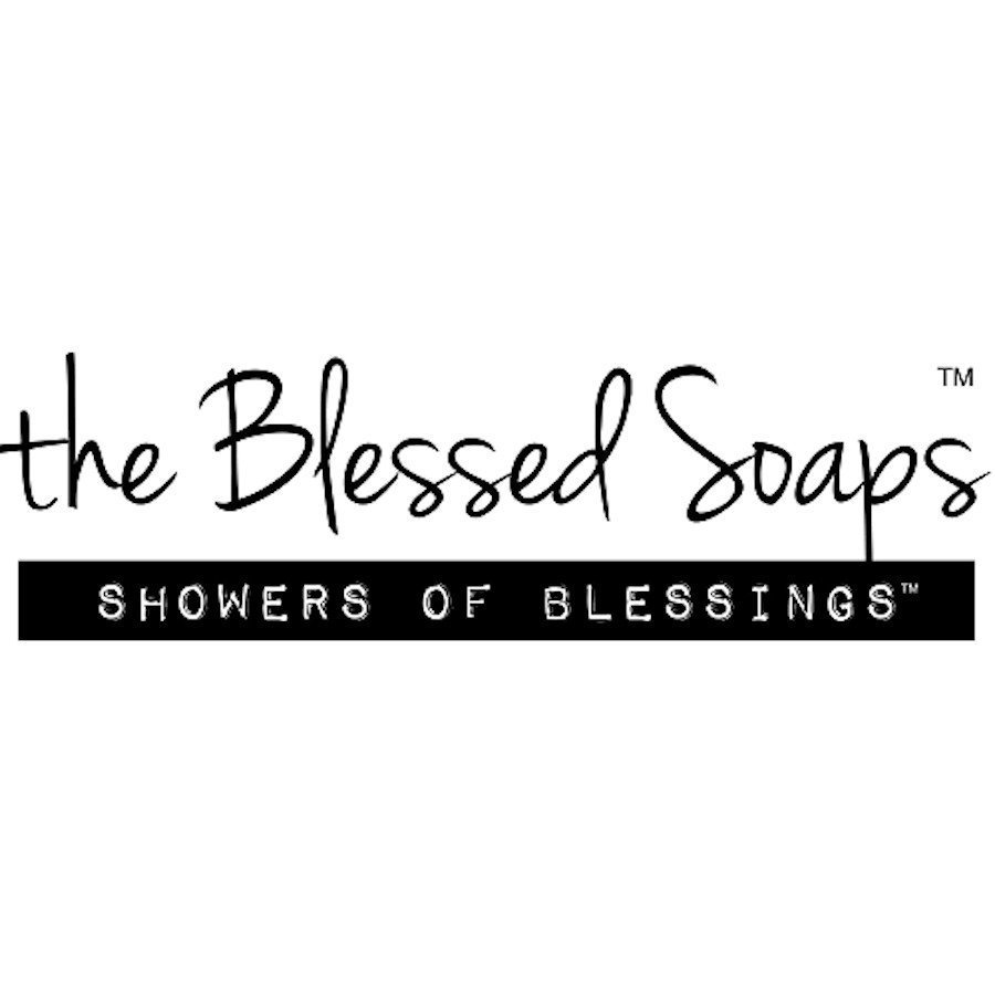 The Blessed Soap Logo