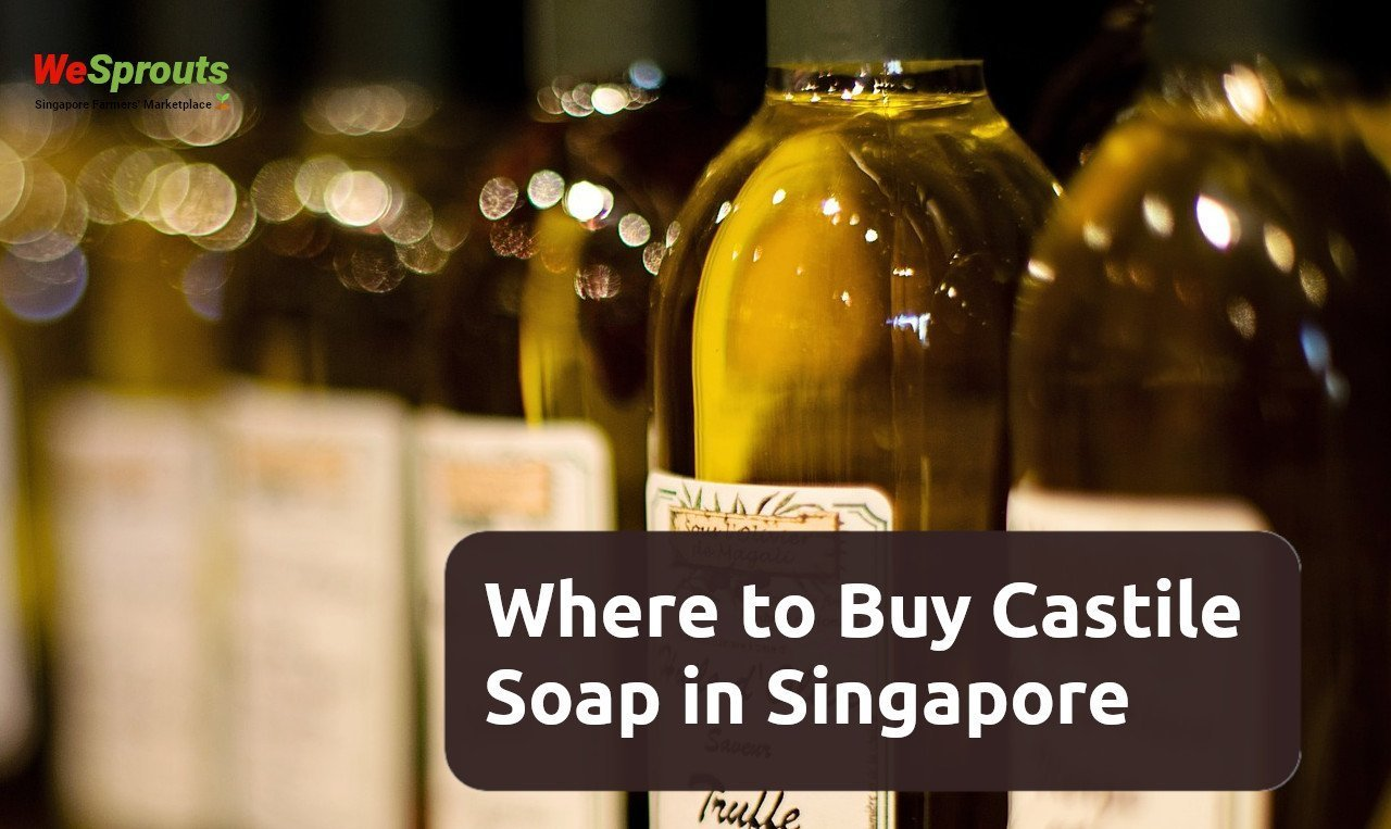 Where to Buy Castile Soap in Singapore